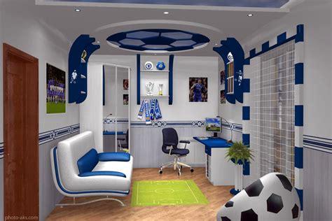 chelsea bedrooms دکوراسیون فوتبالی اتاق خواب chelsea football bedroom