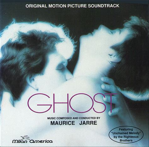 musique de film ghost unchained melody ghost soundtrack details soundtrackcollector com