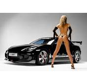 Girls And Sport Car Tuning