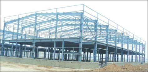 design frame structure building customized design steel structure profile for industrial