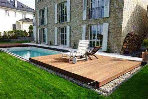 mobile terrassenüberdachung bauen dekor terrasse