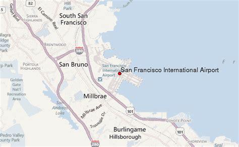 forresters resort map san francisco international map 28 images サンフランシスコ国際空港