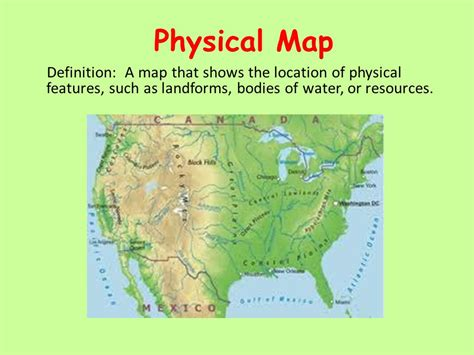 maps maps more ppt