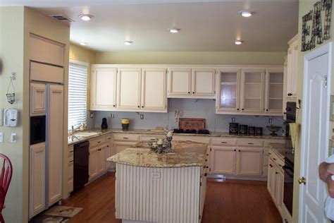 painting wood kitchen cabinets ideas 15 lovely kitchen colors with wood cabinets home ideas