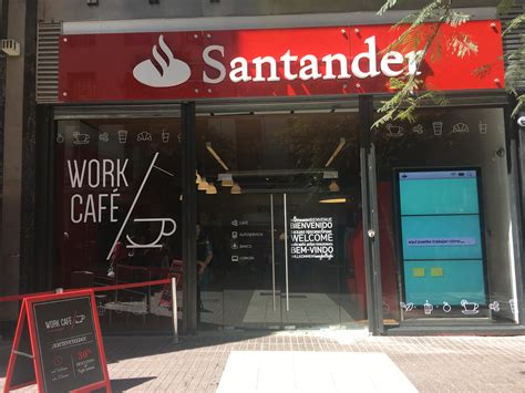 banco santander e banking banco santander chile lanza un nuevo concepto de sucursal