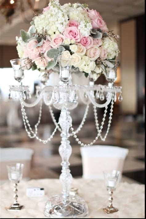 candelabra centerpieces with flowers the colored aisle candelabra centerpieces