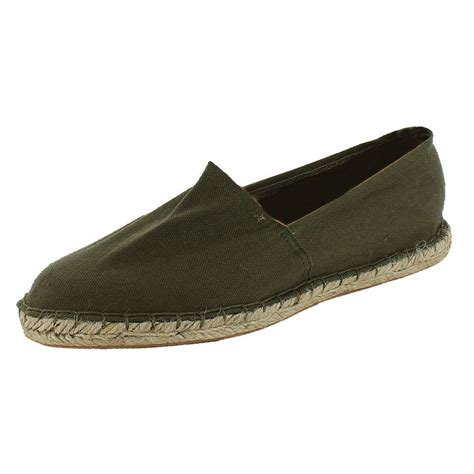 boys flat shoes mens boys canvas espadrilles shoes flat shoes khaki