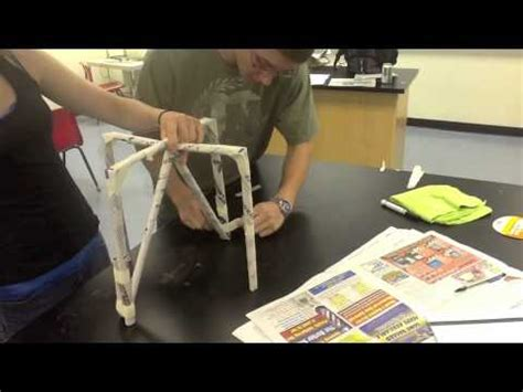 How To Make A Desk Out Of Paper - paper table iphysics
