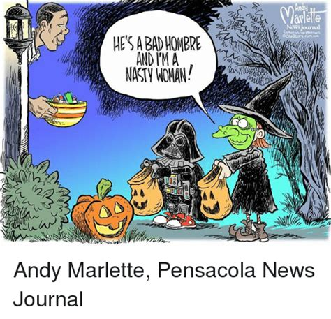 Meme Journal - a he s abadhombre and i m a andy marlette pensacola news
