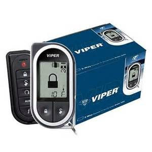 viper 3303 responder lc 2 way alarm security system 2w