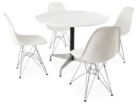 Eames Table And Chairs by Eames Table Contract And 4 Chairs