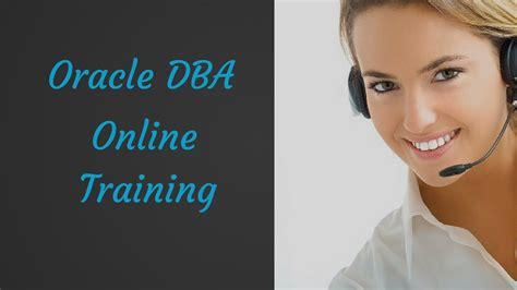 oracle tutorial for experienced oracle dba online training oracle dba tutorials for