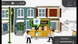 Collections of Coffe Shop Cool Math Games,   Easy