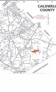 caldwell county map sold land near 3575 silvermine road tilmon 78616