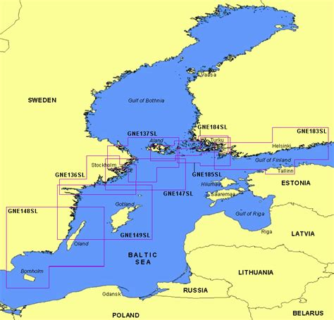 baltic sea map garmin offshore cartography g charts baltic sea large charts