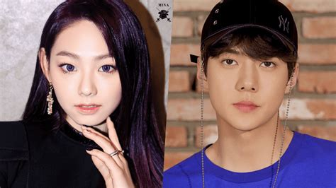 film baru sehun exo gugudan s mina to join exo s sehun in new web film based