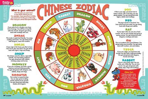 printable chinese zodiac calendar printable chinese zodiac calendar printable calendar