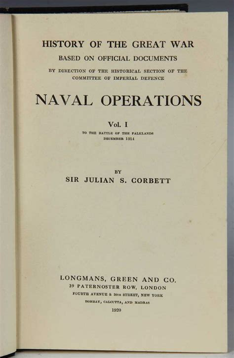 the great war s finest an operational history of the german air service operational history of the imperial german air service volume 1 books history of the great war naval operations by julian s