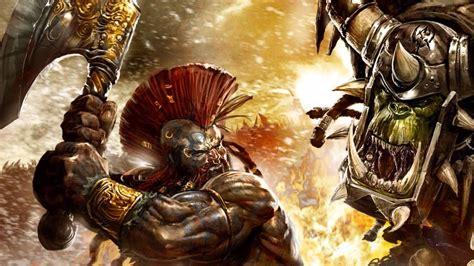 Dwarfs Warhammer warhammer dwarfs tribute tyr blood of heroes