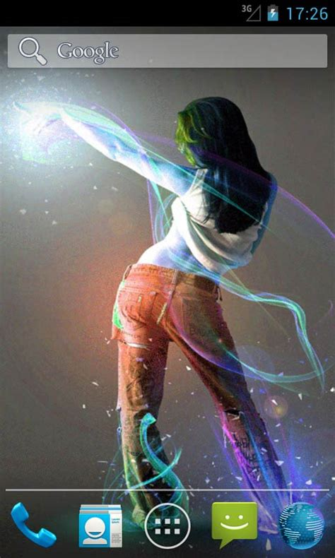 dancing anime girl live wallpaper free girl dancer live wallpapers apk download for android