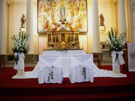 decorating a wedding altar church wedding decoration