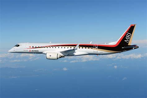 mitsubishi jet mitsubishi regional jet program update airways magazine