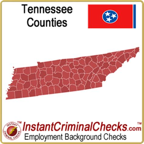 Tn Background Check Tennessee County Criminal Background Checks Tn Court