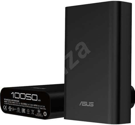 Power Bank Asus 10050mah asus zenpower 10050 mah black power bank alzashop