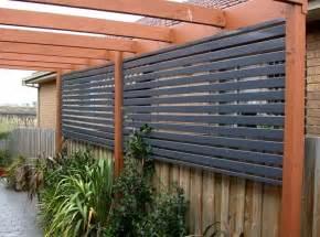 Backyard Screening Ideas Brise Vue Balcon En Quelques Id 233 Es Int 233 Ressantes
