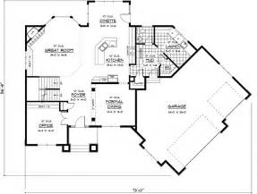 prairie style floor plans mulhouse prairie style home plan 091d 0445 house plans