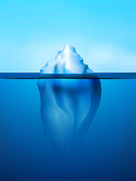 clipart iceberg iceberg background illustration baixar vetores gr 225 tis