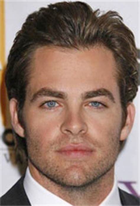 american actors with receding hairline celebrity hairline actor chris pine wrassman m d