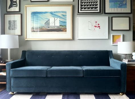 blue velvet sofa for sale furniture trendy blue velvet couch design to inspired