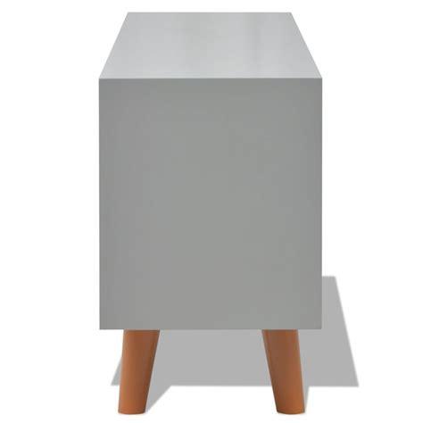 sideboard tiefe 50 cm 243703 vidaxl sideboard mdf 100x30x50 cm grey vidaxl co uk