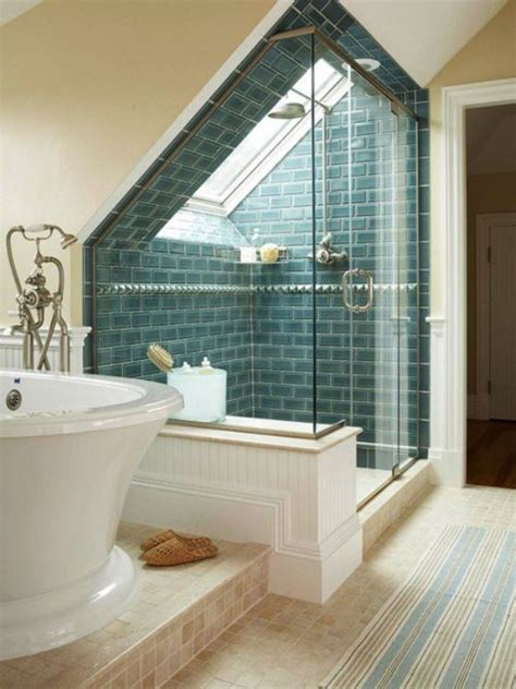 small attic bathroom sloped ceiling small bathroom designs slanted ceiling brightpulse us