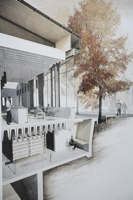 perspective section perspective sectional perspective and drawings on pinterest
