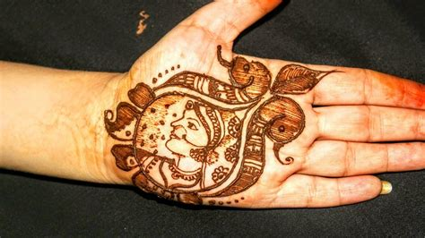 bridal mehndi designs how to draw dulhan or bride in