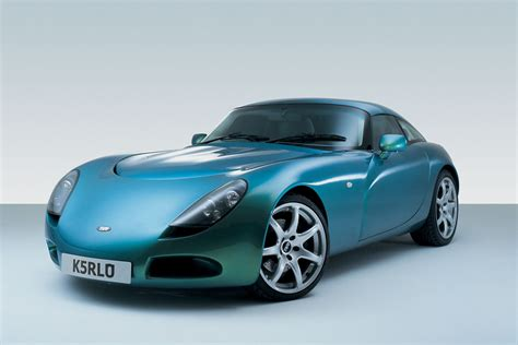 Second Tvr Tvr T350 2007 Evo