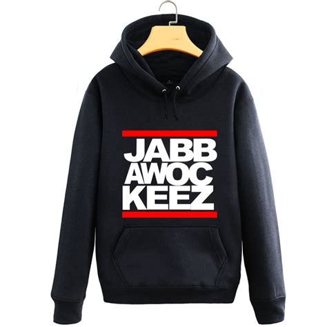 Hoodie Zipper Sweater Jaket Jabb Owac Keez buy wholesale jabbawockeez hoody from china jabbawockeez hoody wholesalers aliexpress