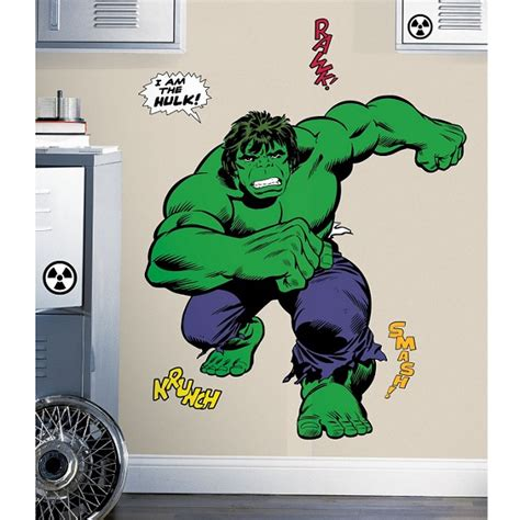 wall stickers perth marvel comics classic wall stickers