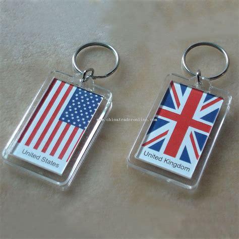 Gantungan Acrylic wholesale acrylic keychain with cover buy discount acrylic keychain with cover made in china