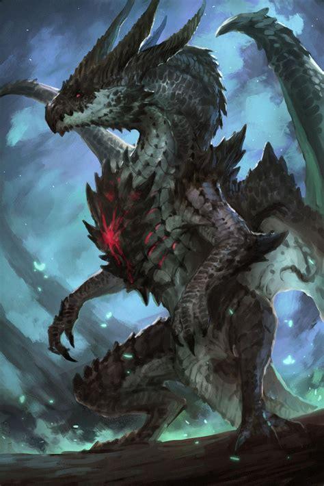 black dragon duong ct  artstation  httpswww