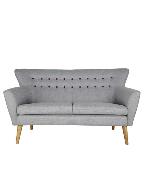 dali couch dali 2 seater fabric sofa very co uk for the home