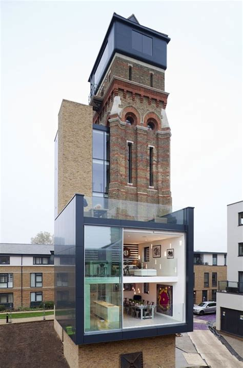 10 amazing lookout towers converted into homes creative
