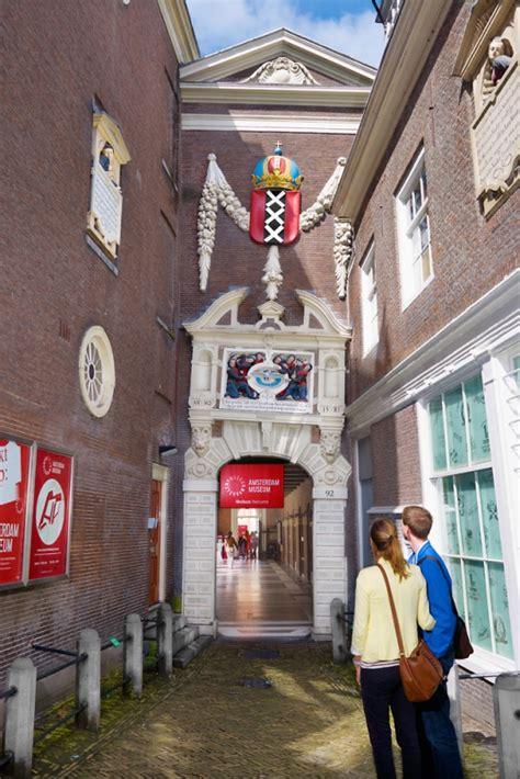 museum at amsterdam amsterdam museum amsterdam info