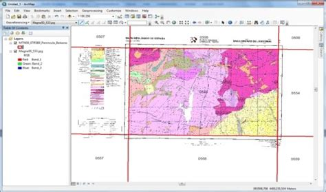 arcgis tutorial for mining arcgis ambiental gis course tyc gis training