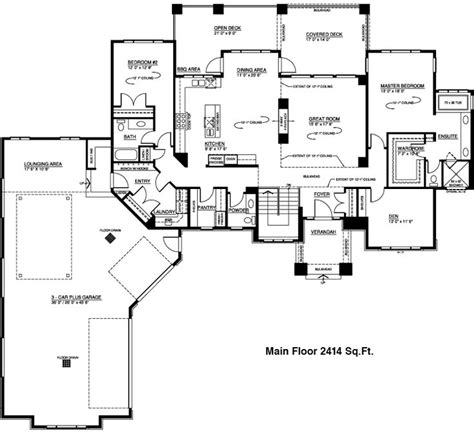 custom home floor plans unique ranch house plans stellar homes custom home builder serving edmonton spruce grove