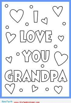 i love you grandpa coloring pages happy birthday clering sheet birthday coloring pages