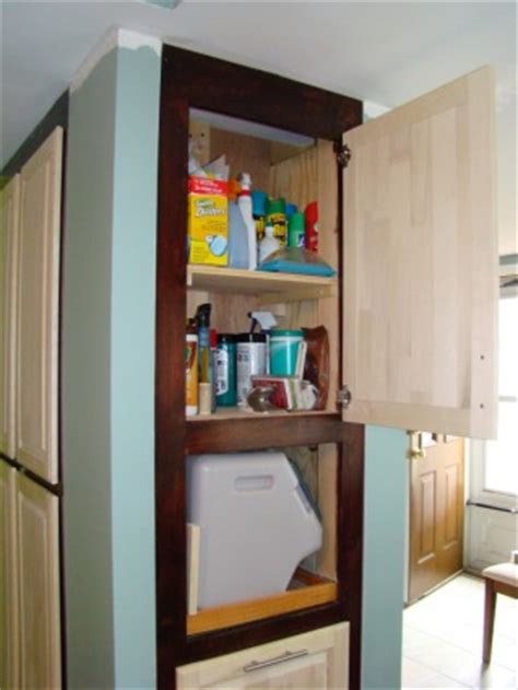 larder section kitchen pantry renovation a puggles home