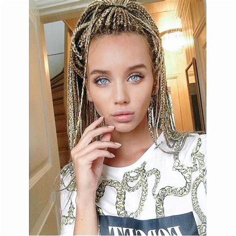 Goddess Braids For White Women | goddess braids white girl pertaining to wish modern